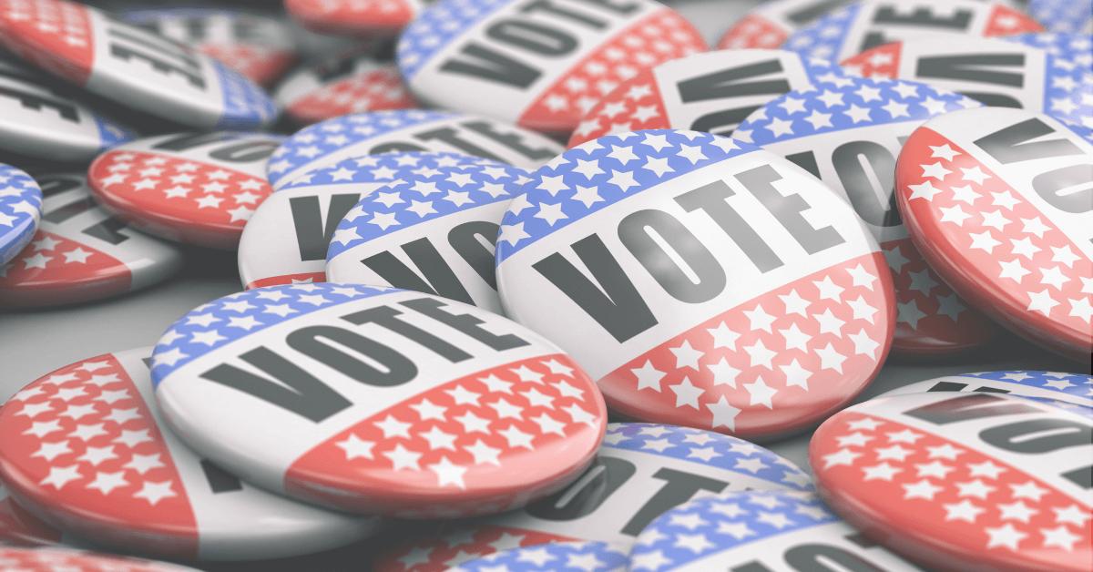 US 2020 Election - vote