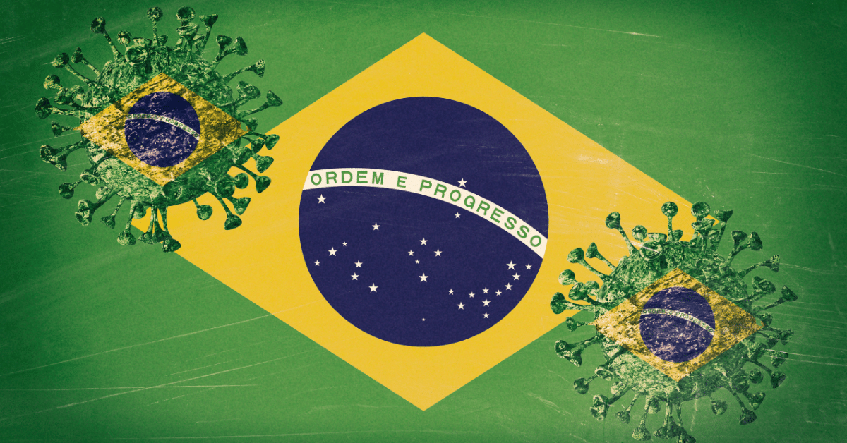 Brazil's recovery from COVID-19
